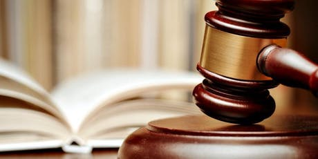 Specialty Court Training - Fall 2019 tickets