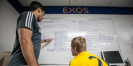 EXOS Performance Mentorship Phase 1, 2, & 3 - San Diego tickets