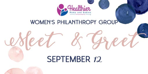 Women's Philanthropy Group Meet & Greet