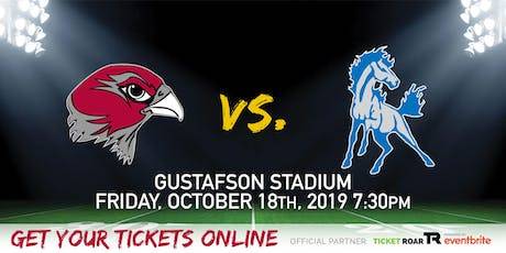 Stevens vs Jay Varsity Football tickets