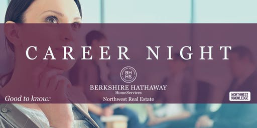 Career Night - Berkshire Hathaway Homeservices
