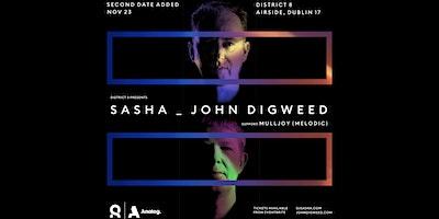 Sasha & John Digweed at District 8 – Day 2