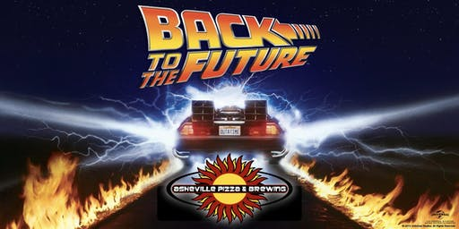 BACK TO THE FUTURE - Watch the movie and donate school supplies!