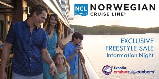 Cruise Night with Norwegian Cruise Line