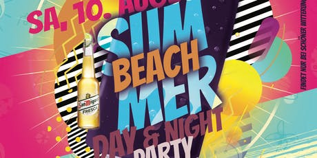 80s & 90s Summer Beach Day & Night Party Tickets