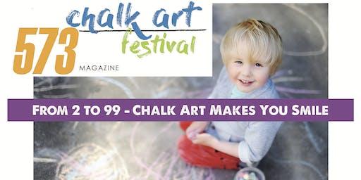 573 Chalk Art Festival