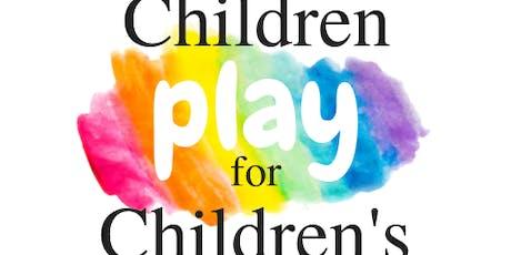 Children Play for Children's tickets