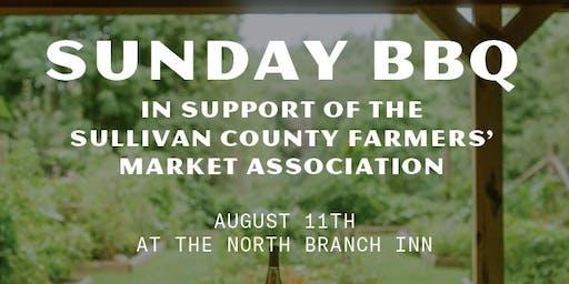 North Branch Inn / Callicoon Farmers' Market BBQ Fundraiser