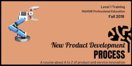 New Product Development Process tickets