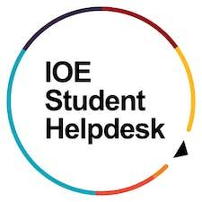 IOE Student Helpdesk - Student Services logo