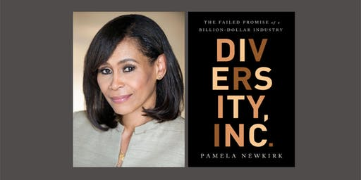 Pamela Newkirk, award-winning journalist on her new book DIVERSITY, INC.