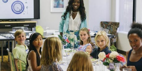 Etiquette Class Ages 9-17yr tickets