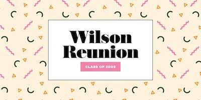 Wilson Class of '09 Reunion
