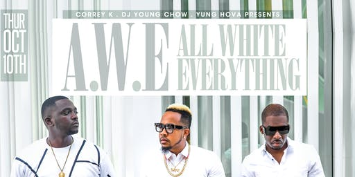 ALL WHITE EVERYTHING (Miami Carnival)