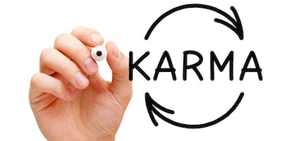 DUMFRIES | Why Me? Understanding Karma | Meditation Half Day course