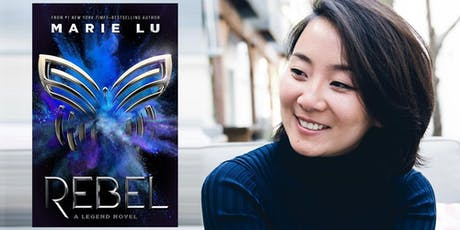 "Marie Lu discussing ""Rebel"" at Books & Books! tickets"