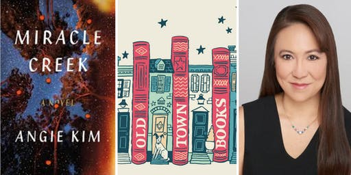 EWF 2019: The Path to the Debut Novel with Angie Kim