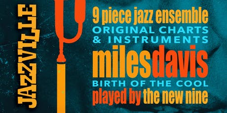 Birth of the Cool at Jazzville Palm Springs tickets