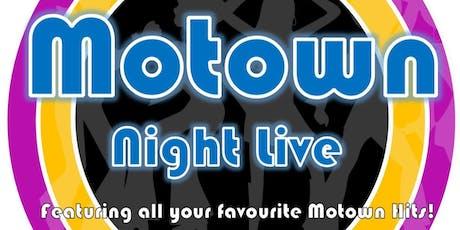 Motown Night Live tickets
