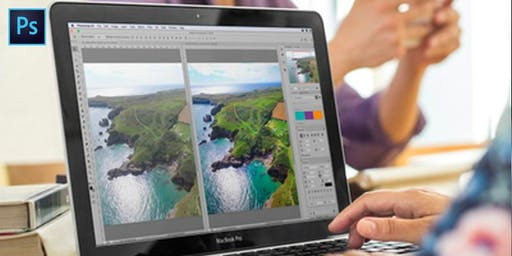 Cambridge - Adobe Photoshop for Beginners Course  - 19 Sept 2019