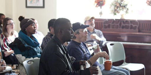 Community Partners Meeting: Assisting individuals with criminal backgrounds