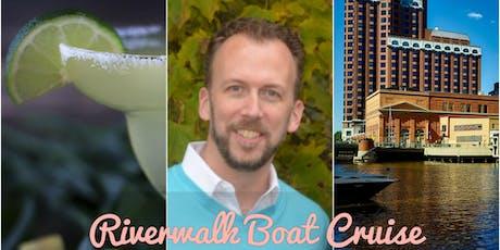 Riverwalk Boat Cruise w/ Chairman Theo Lipscomb tickets