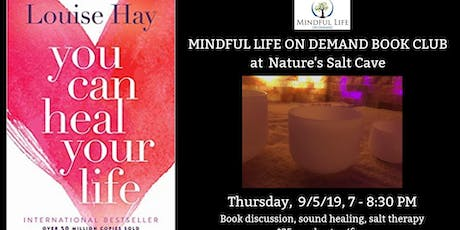Mindful Life On Demand Book Club in the Salt Cave tickets
