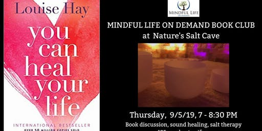 Mindful Life On Demand Book Club in the Salt Cave