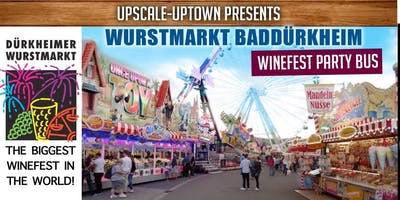 14TH SEPTEMBER WINEFEST BAD DURKHEIM SHUTTLE BUS
