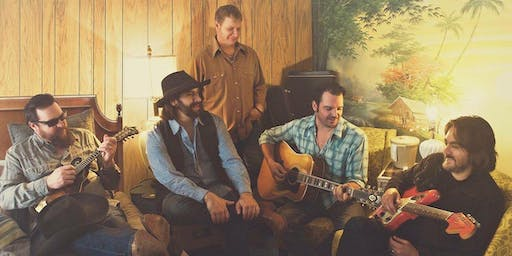 Reckless Kelly w/ Jeff Crosby