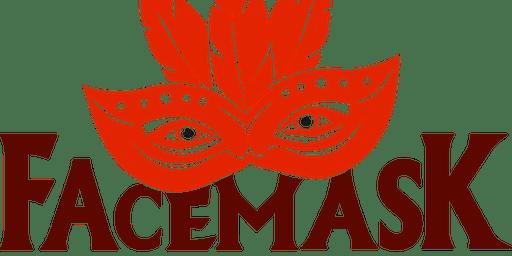 Boston Carnival Village Annual Face Mask Jouvert Cruise