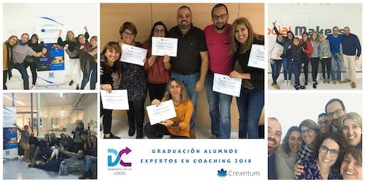 Graduación Alumnos de Coaching 2018 Tenerife