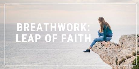 Breathwork: Leap of Faith tickets