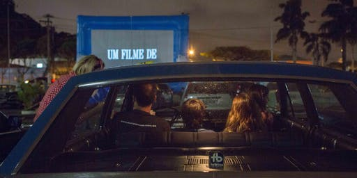 Cine Autorama #AcreditaNelas - Caça-Fantasmas - 25/08 - Espaço Feira Confinada - Mooca (SP) - Cinema Drive-in