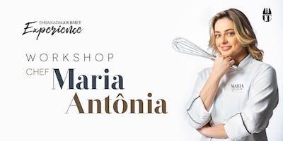 EG Experience Workshop com chef Maria Antônia