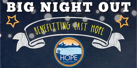 Cast Hope Big Night Out 2019 tickets