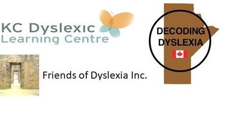 Talking Dyslexia: Credits Available in Canada - Friday July 26, 2019 tickets