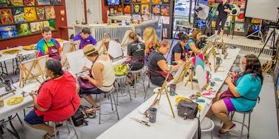Group Paint Class
