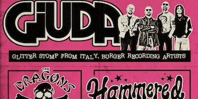 Mondo Hollywood - Giuda, the Dragons, Hammered Satin