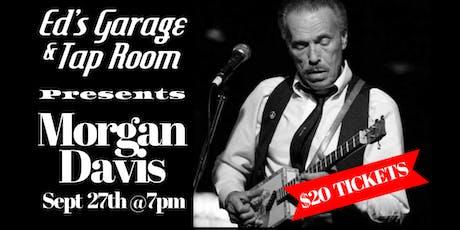 Morgan Davis Live At Ed's Garage And Taproom tickets