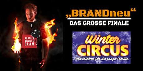 """""""BRANDNEU"""" das große Finale - Wiener Prater Tickets"""