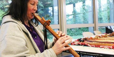 Native American Flute tickets