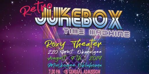 Retro Jukebox Timemachine