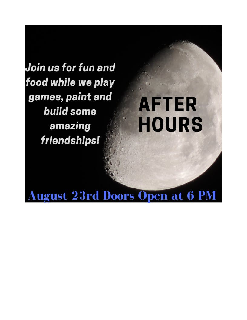 2019 Be A Leader After Hours