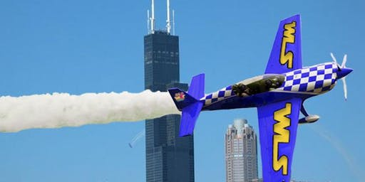 Air & Water Show at The Metropolitan in the Willis Tower!