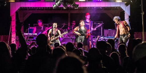 5th Annual Bash by the Bay - Featuring the Deloreans 80's Band