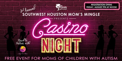 Therapy and Beyond's 2nd Annual Moms Mingle for Moms of Children with Autism - SW Houston
