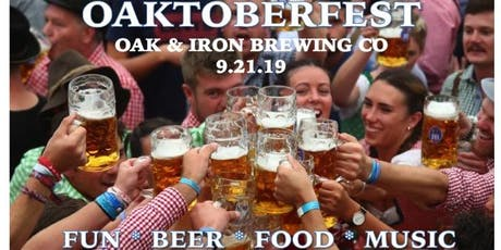 OAKTOBERFEST 2019 tickets