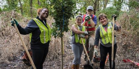 Volunteer: Community Tree Planting - Heritage Island tickets