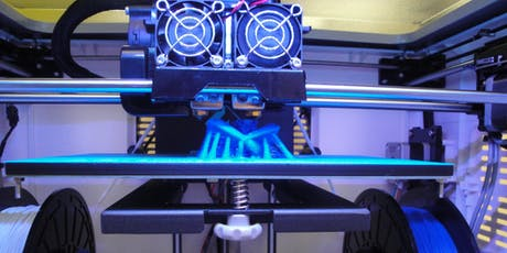 3D Printing Certification Class tickets